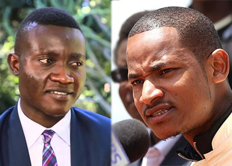 Mike Jacobs' message to Babu Owino https://t.co/8AJjmKuLCo via @edailykenya https://t.co/6NWVMOwauz