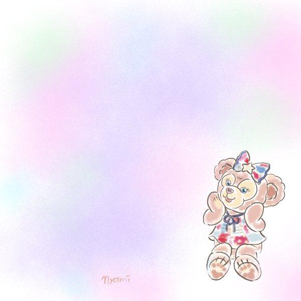おえかきnyami シェリーメイを描いてみました 気に入ったら保存してください シェリーメイ ダッフィー デジタルイラスト イラスト ディズニーイラスト ディズニー ディズニーシー おえかき