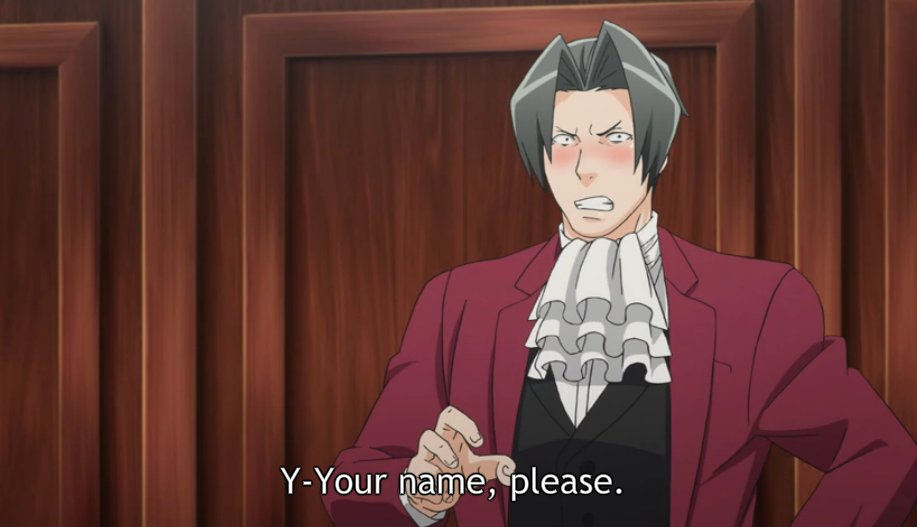 Crunchyroll Forum Ace Attorney Discussion Page 6