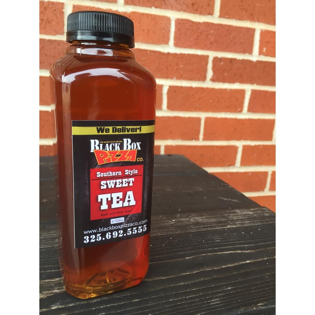 Black Box Pizza on Twitter  Fun Fact Our #SweetTea is fresh brewed every day! #BlackBoxPizza #Abilene #Texas #orderonline #wedeliver ...  sc 1 st  Twitter & Black Box Pizza on Twitter: