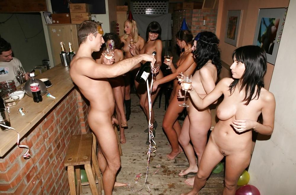 Erotic party place