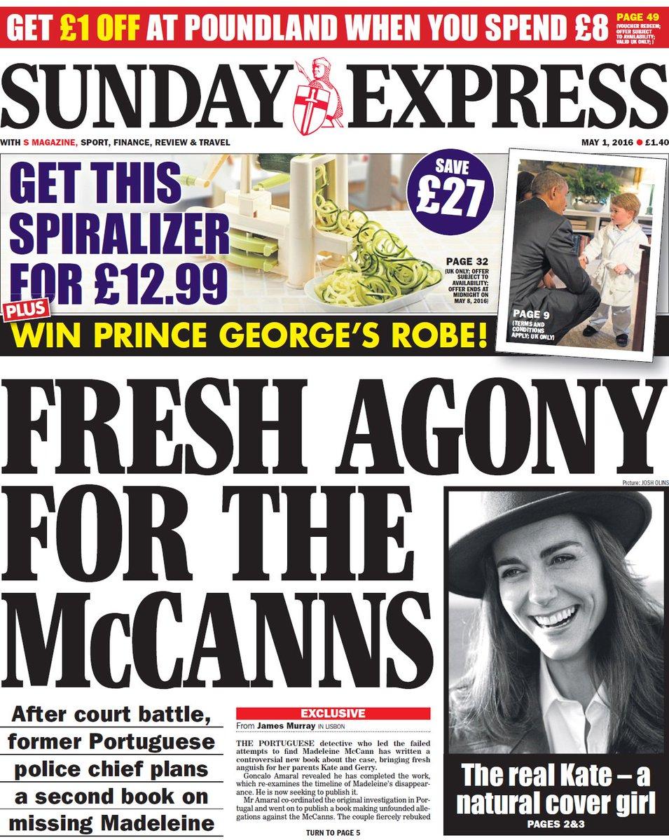 """""""Fresh agony for the McCanns"""" ChUOej2WwAEatHU"""