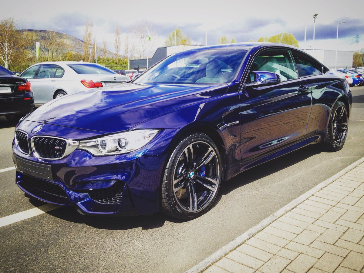 Bmw Tanzanite Blue Metallic | Autos Post
