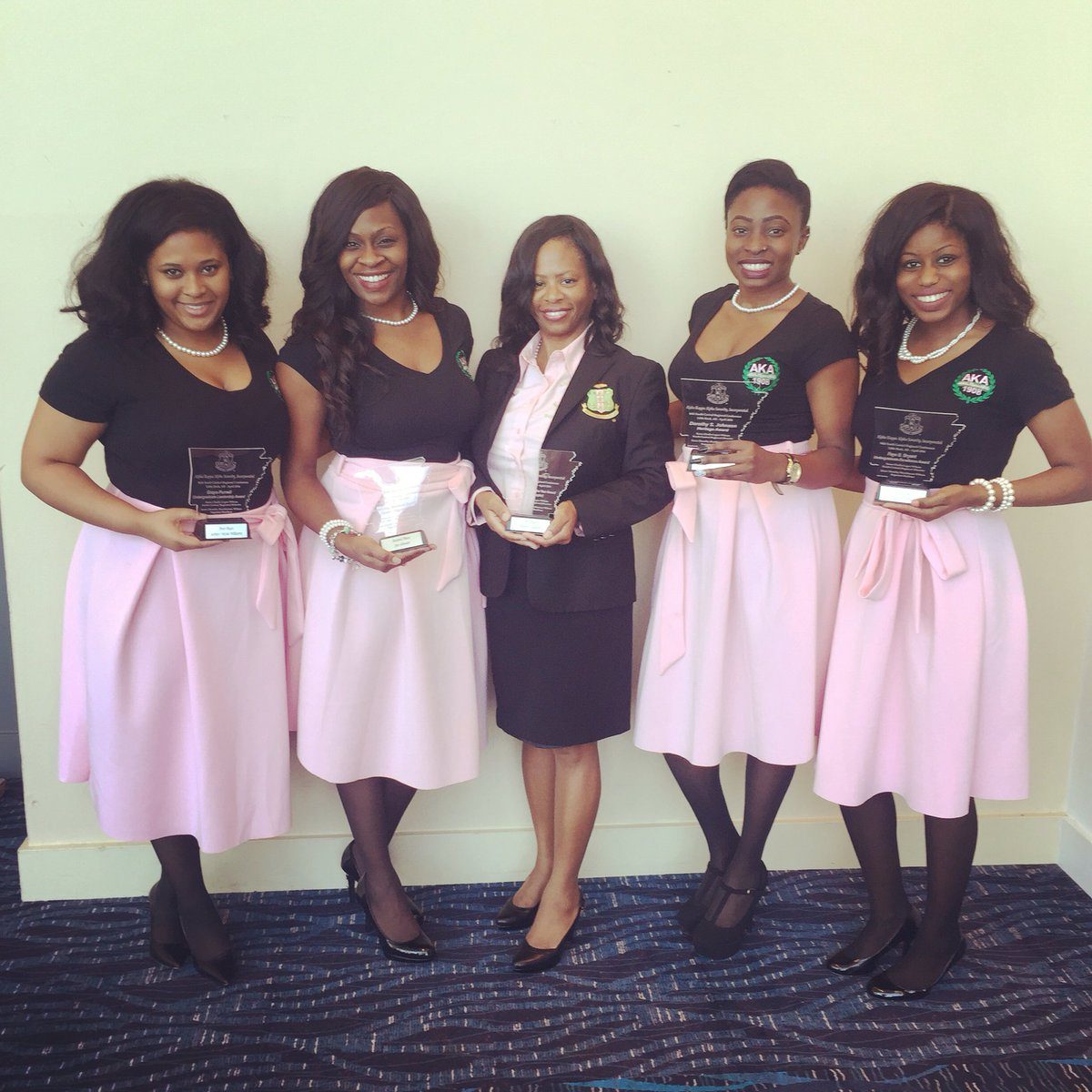 Delta Xi wins Undergraduate Chapter of the Year for the 6th time! In addition to the Individual Awards won