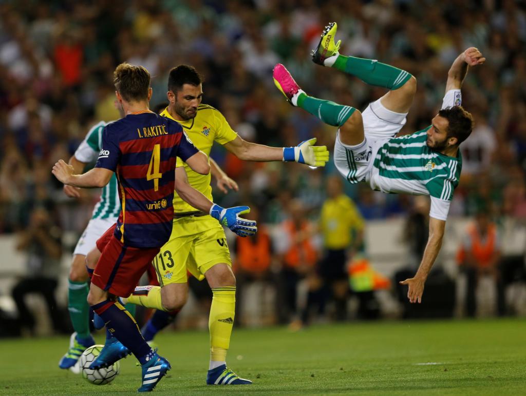 Бетис - Барселона 0:2. Все решил судья - изображение 4