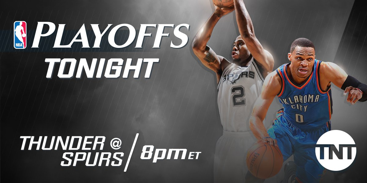 """NBA on TNT on Twitter: """"Game 1 of the Western Conference ..."""