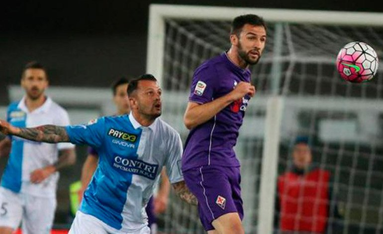 Chievo Fiorentina è terminata 0-0, un punto per ciascuno in classifica