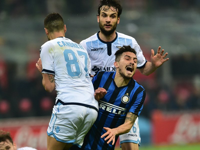 Lazio-Inter Streaming Diretta TV Rojadirecta Mediaset Sky gratis (Serie A TIM)