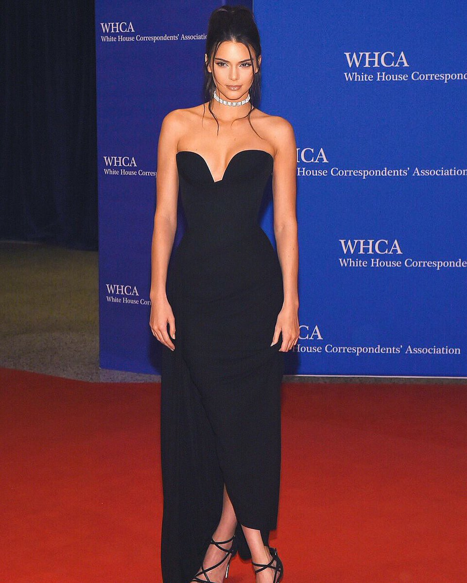 honored to be here #WHCD #RockTheVote
