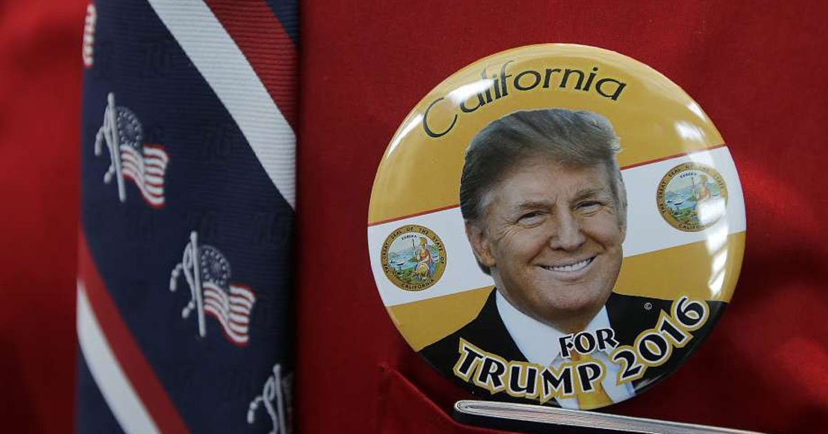 Former SF Mayor Willie Brown calls it: The TrumpTrain is rolling to victory