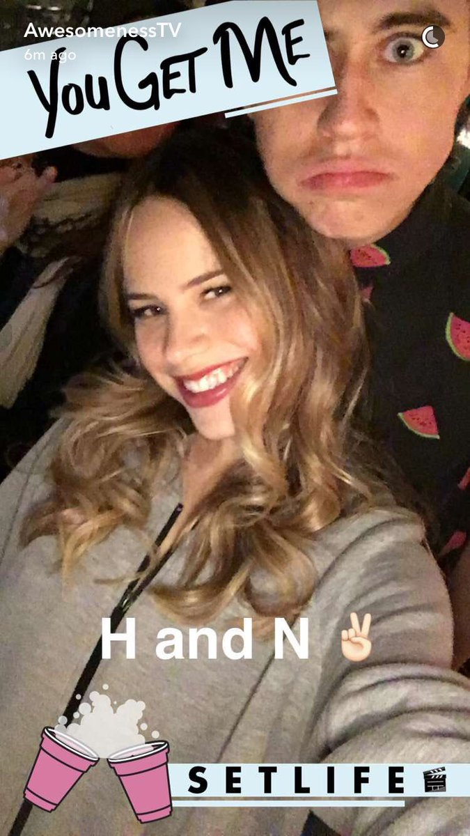 Snapchat Halston Sage naked (78 images), Topless