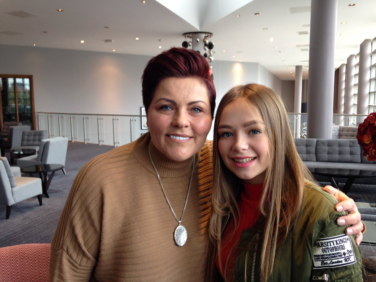 Lovely meeting @ConnieTalbot607 at @latour_hotel excited to hear Connor @SummerSolihull https://t.co/J5DpMd7OBy