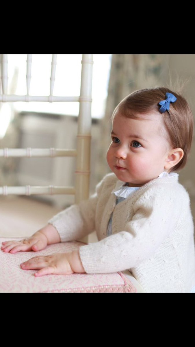 Good Morning Princess In Russian : Princess charlotte photographed at home in norfolk by her