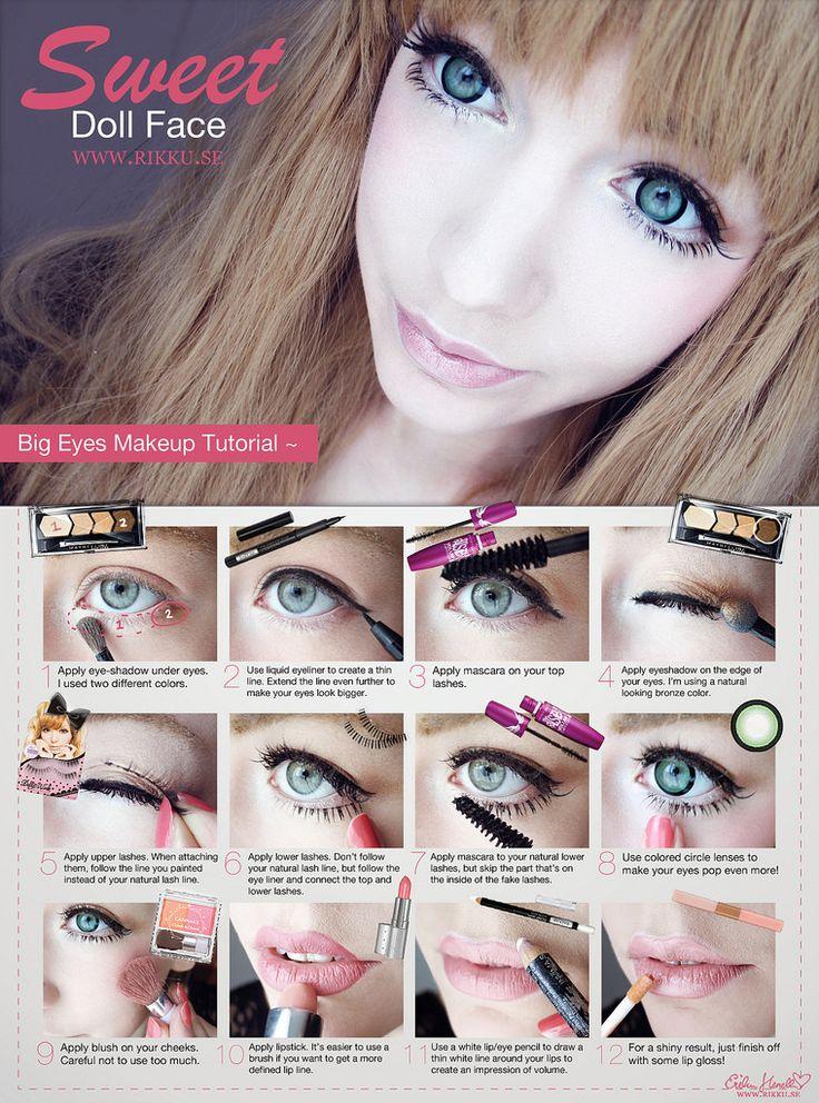 """Art Photography On Twitter: """"#anime-Eye-Makeup #anime-Eyes #ball ... Art Photography on Twitter: """"#Anime-Eye-Makeup #Anime-Eyes #Ball ... Eye Makeup eye makeup t"""