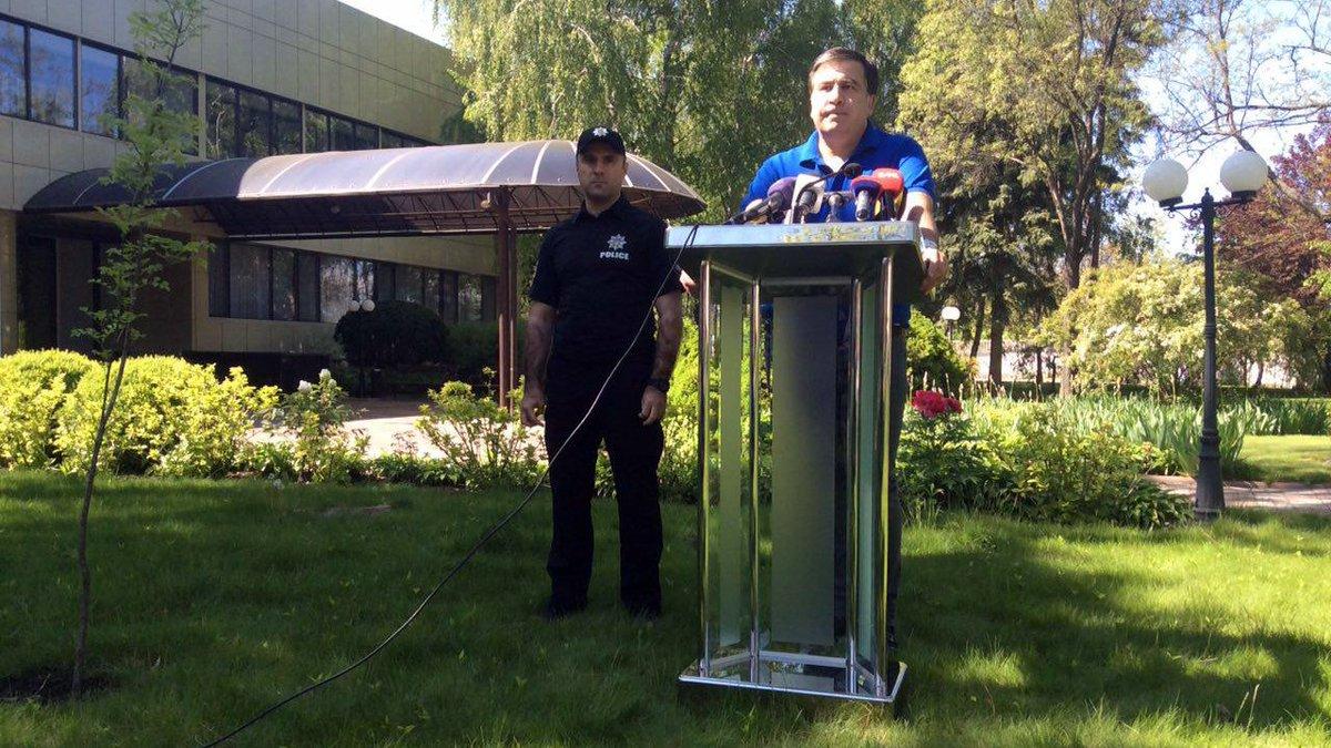 Новый генпрокурор должен закончить расследование трагедии в Одессе, произошедшей 2 мая 2014 года, - Саакашвили - Цензор.НЕТ 7303