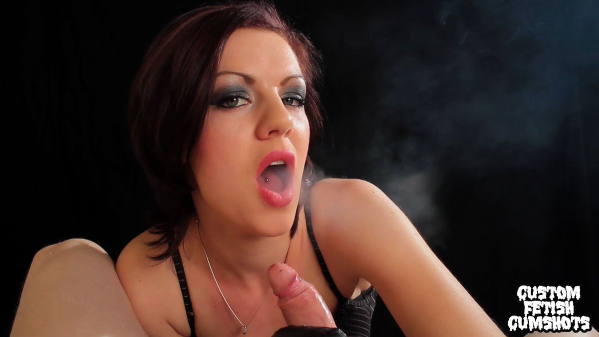 Black Girl Smoking Blowjob