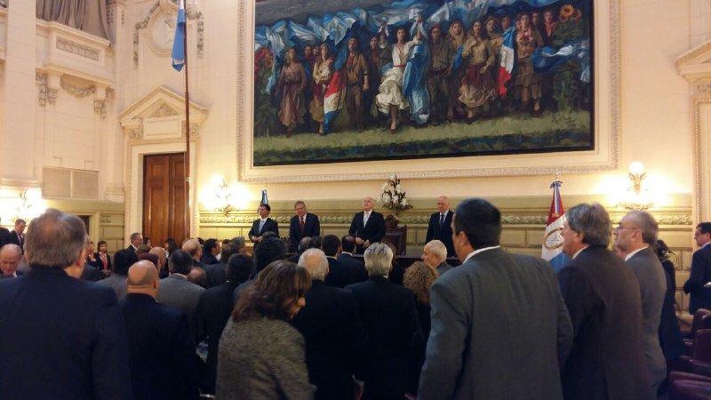 Thumbnail for Apertura 134º período de sesiones ordinarias de la Legislatura
