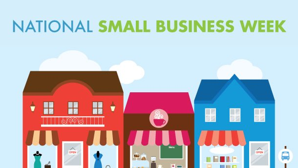 It's tip-off! @POTUS proclaims National Small Business Week: https://t.co/iPfjYefeAS #DreamSmallBiz https://t.co/azt0vXsz5z