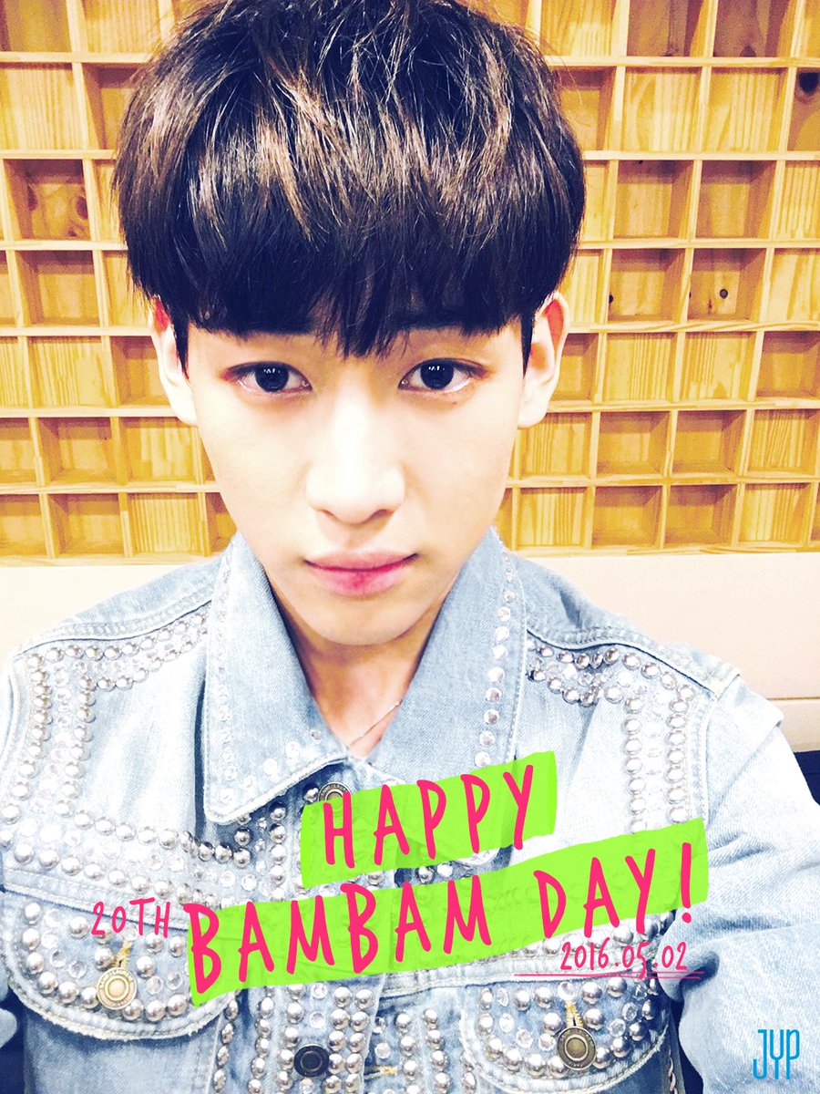 HAPPY BIRTHDAY BamBam #HAPPYBAMBAMDAY https://t.co/cu875yd1jx
