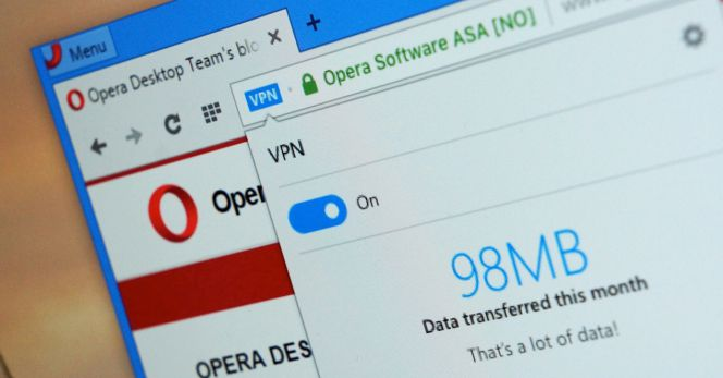 VPN Gratis e illimitato di Opera per iOS e Android (in futuro)