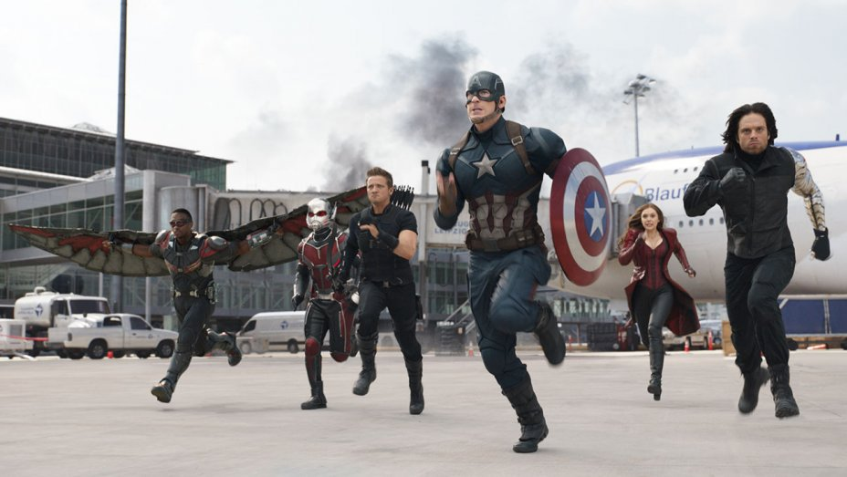 Captain America: Civil War Hauls In $75M On Friday 1