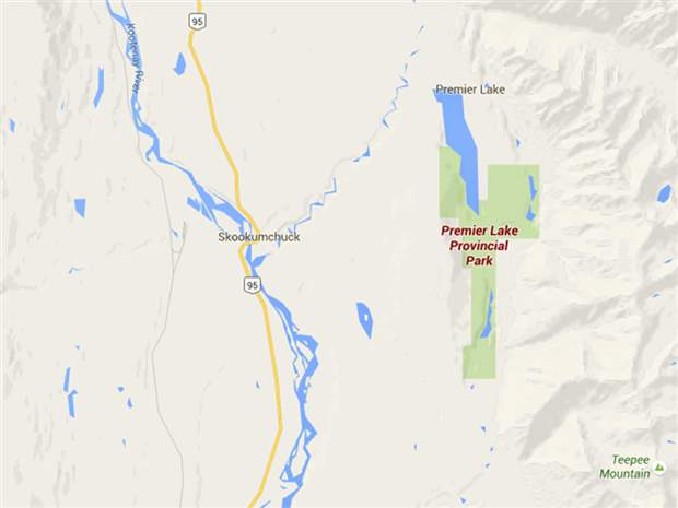 Search on for missing boy, 2, at B.C. campground