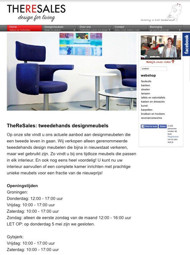 Design Meubels Groningen.Theresales Hashtag On Twitter
