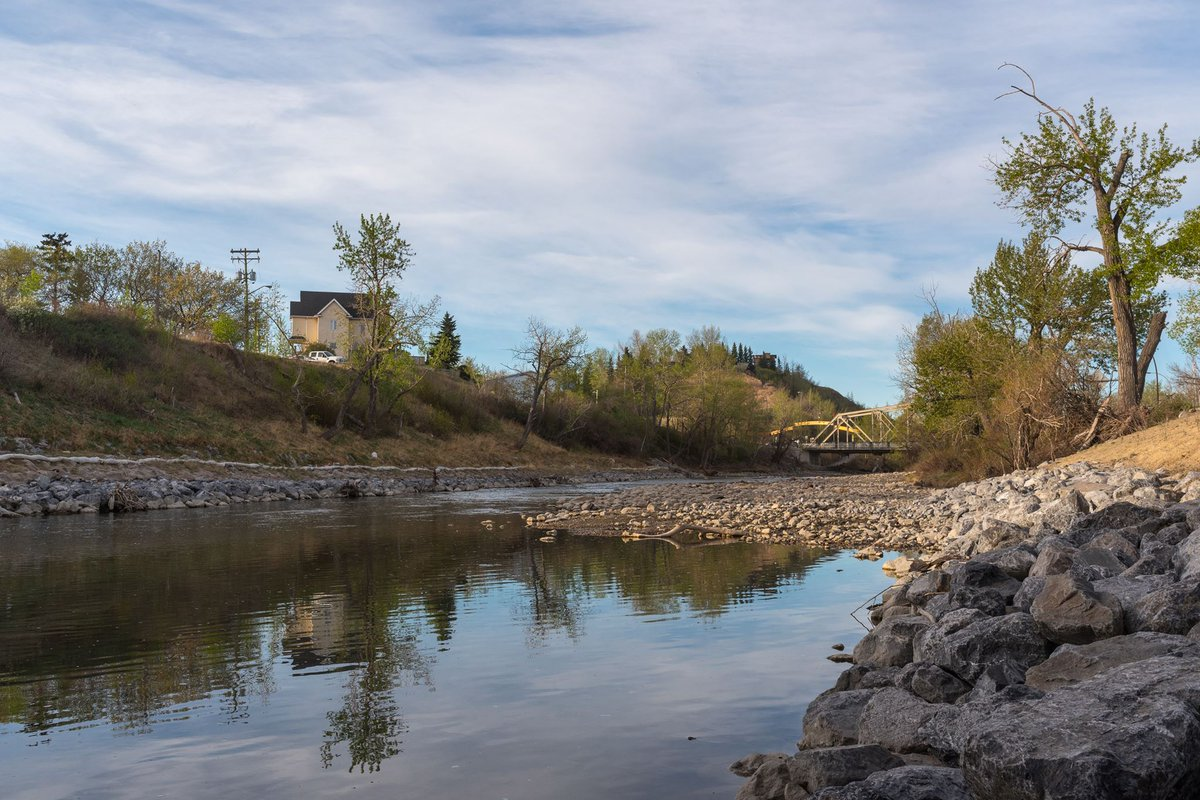 Meet w/ us Thurs, May 5, to better understand yycflood risks & prep near the Elbow River