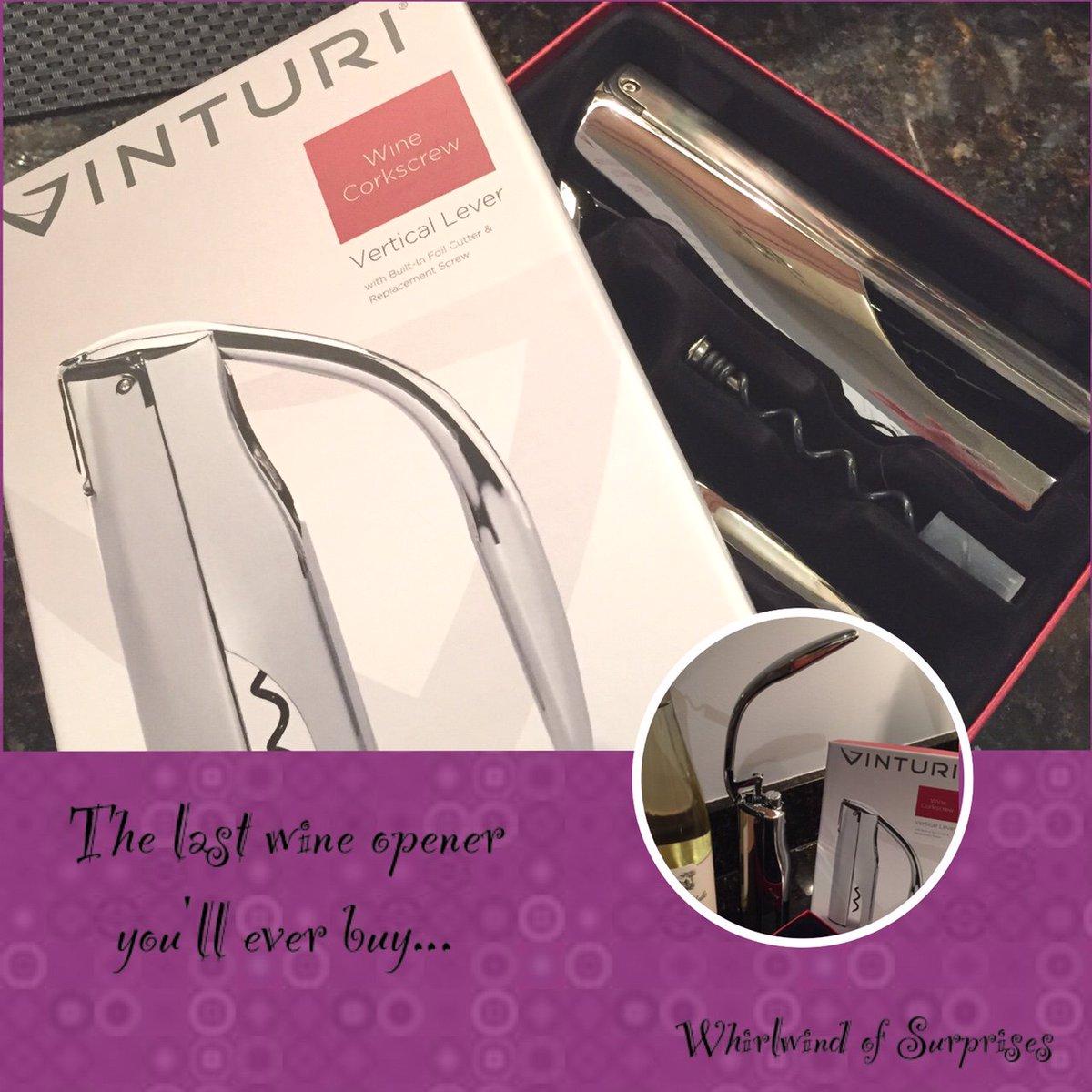 Stylish functional wine openers