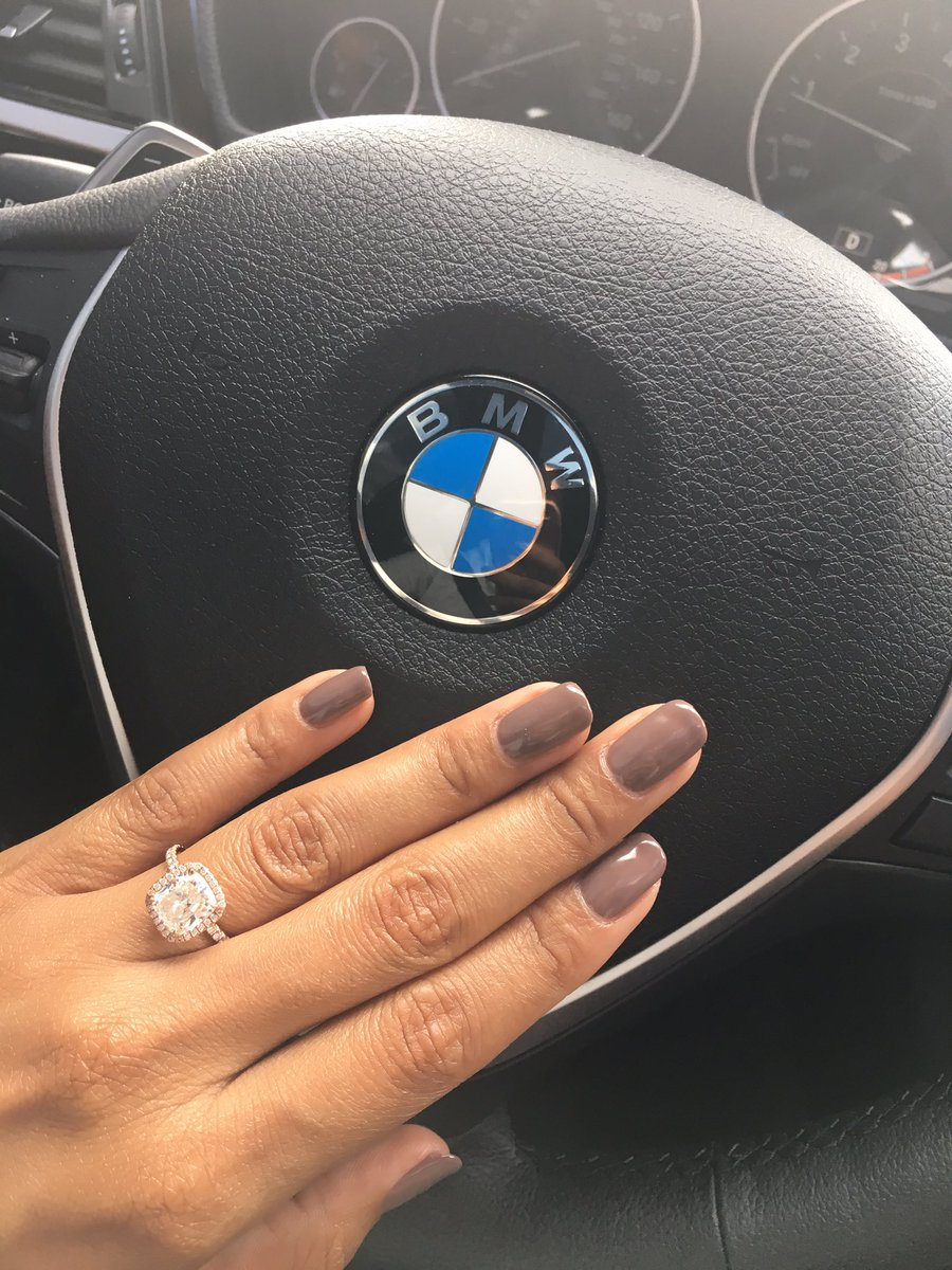 Lsm On Twitter The Take A Picture By The Emblem In The Steering Wheel Cause I Just Got My Nails Done Pic