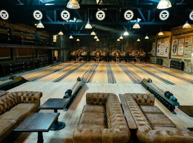 Inside The Gloriously Restored Highland Park Bowl