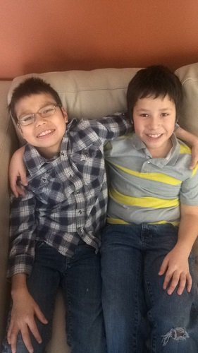 Bdn Police looking for 2 missing 9 y/o boys. Tyren Thompson & Martin Chief last seen around 10:40am cbcmb bdnmb