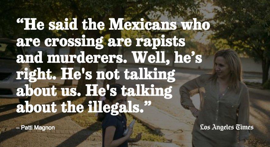 How Trump won Latino votes near the Texas border