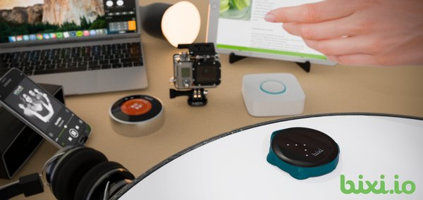 Bixi : 3D Touch-free Gesture Controller