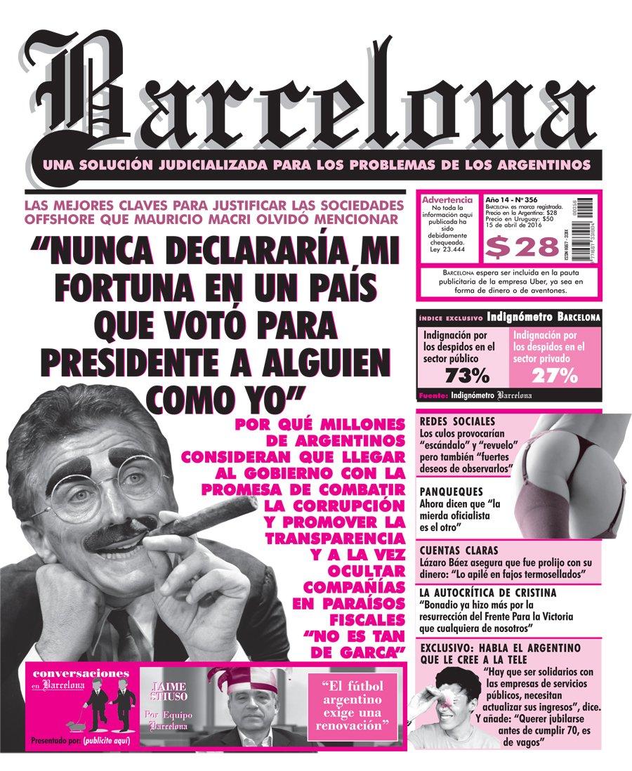 Satirical magazine loses case against dictatorship apologist https://t.co/ZBC5frhyLY @revisbarcelona https://t.co/5pt4gmtoKx