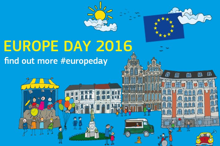 #EuropeDay marks anniversary of historic Schuman Declaration. Check out events across the EU https://t.co/KgvgET3DIZ
