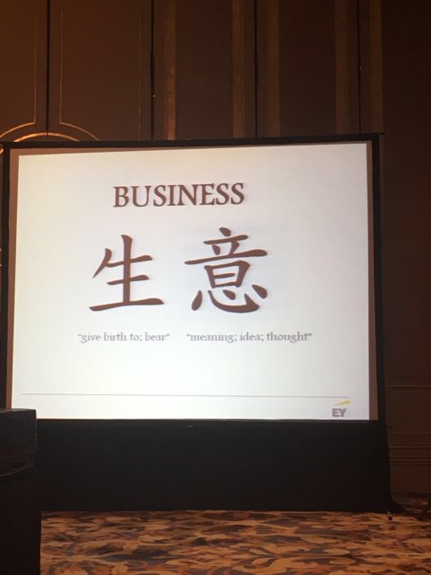 Ey Growth On Twitter Did You Know The Chinese Symbols For