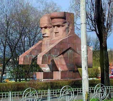 Памятник чекистам в Киеве окончательно снесен, - свободовец Андрийко - Цензор.НЕТ 4665