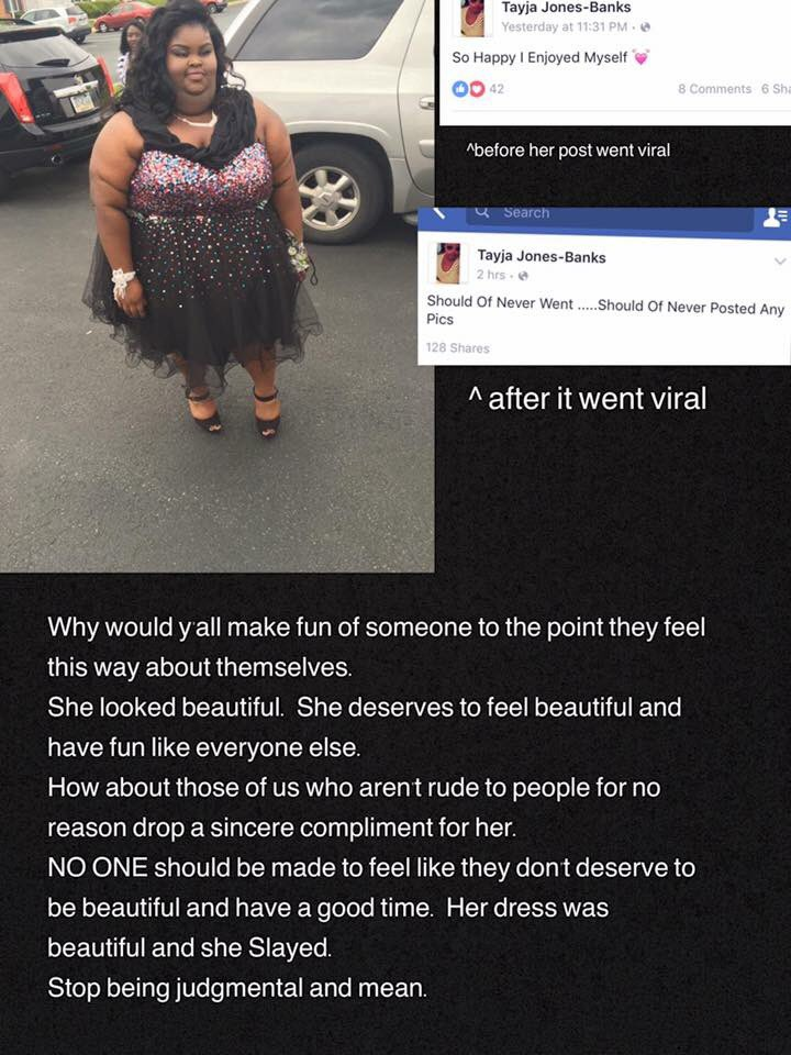 Teen Bullied Over Prom Photos Has Greatest Response of All Time