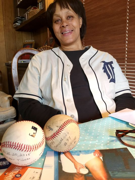 A few minutes with ... a woman battered by baseballs via @DetroitReporter