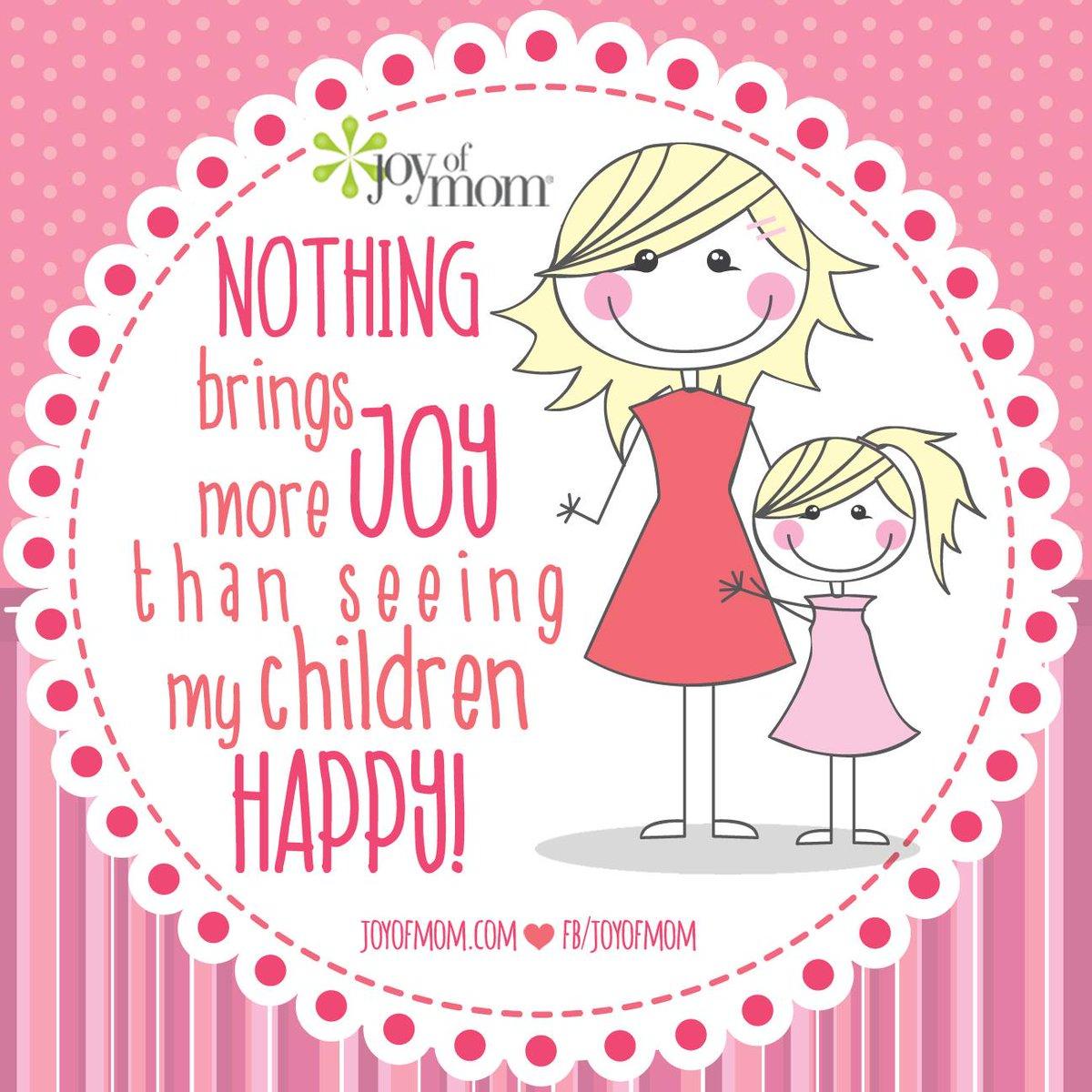 "Joy Of Mom On Twitter: ""Nothing Brings More Joy Than"