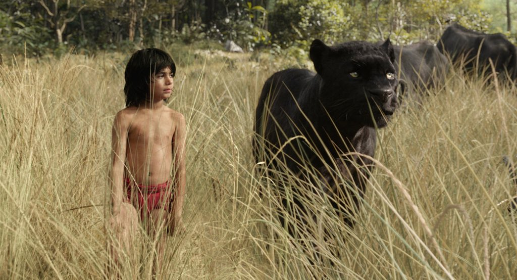 remember mowgli and bagheera from the jungle book? well this are them now, feel old yet? https://t.co/vd4guRkJOo