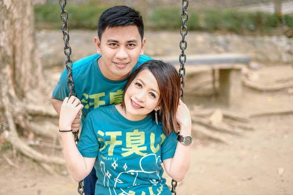 フィリピンの友人がアップしてる彼女とのラブラブ写真がひどいww