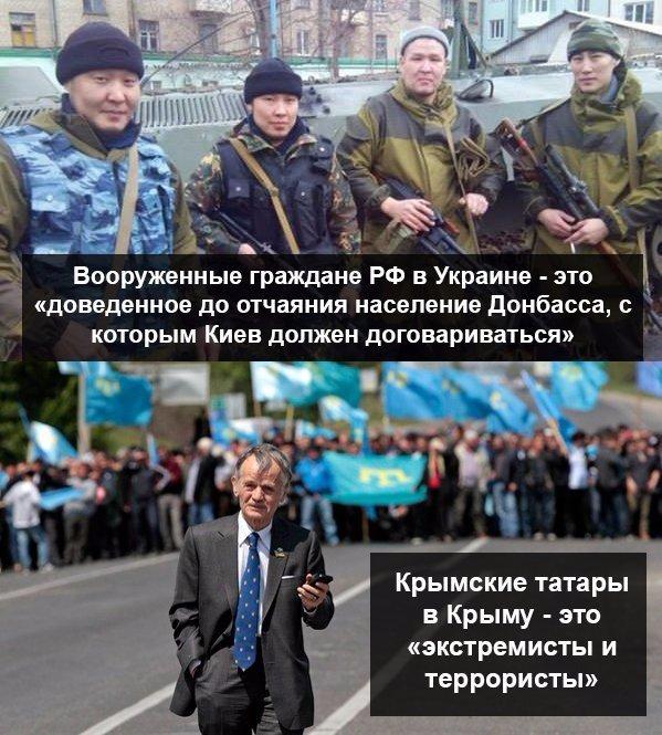 В День памяти жертв депортации крымскотатарского народа на Чонгаре пройдет митинг: возможны провокации, - Ислямов - Цензор.НЕТ 9187