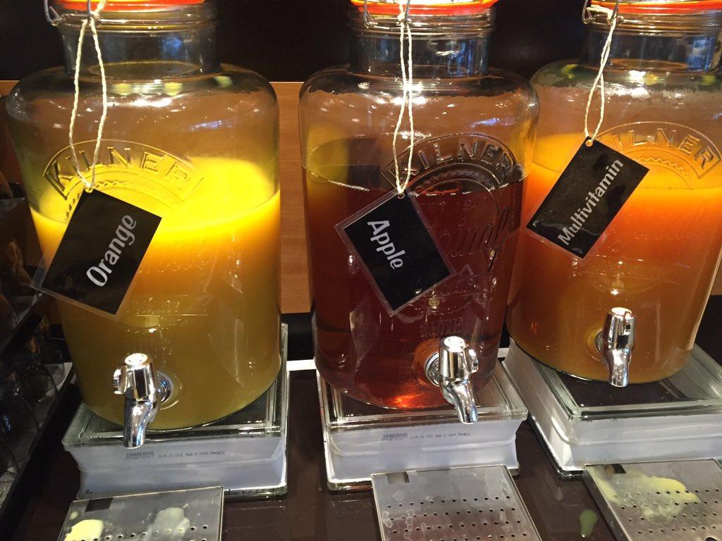 Karen E Todd Rd On Twitter Multivitamin Juice At The