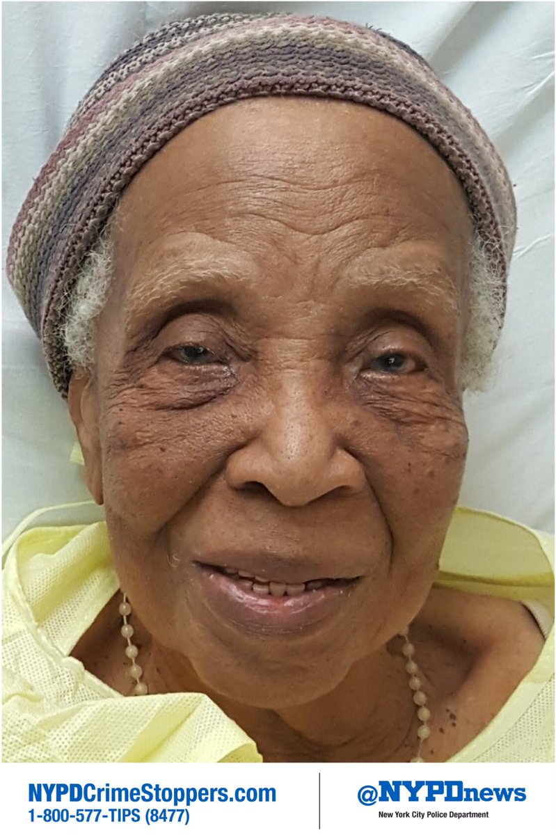 Help ID this woman found in Bklyn. She gives her name as Patricia Griffith, unable to give address. Call #800577TIPS