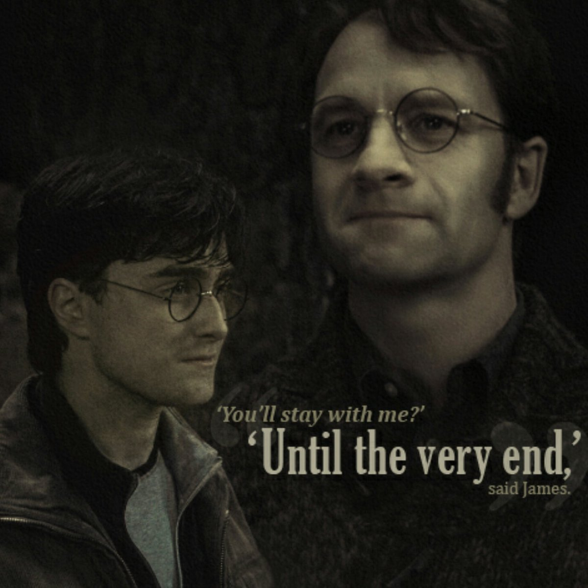 "Harry Potter Quotes on Twitter: ""—You'll Stay With Me ..."
