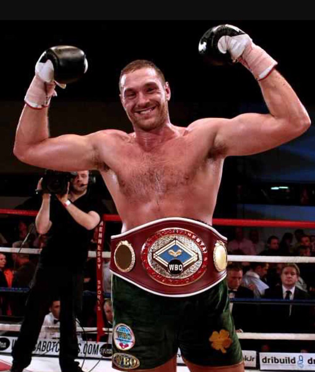 The Rise And Fall Of Tyson Fury