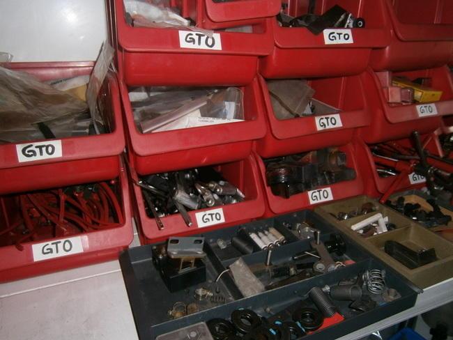 Heidelberg gto Spare parts Manual