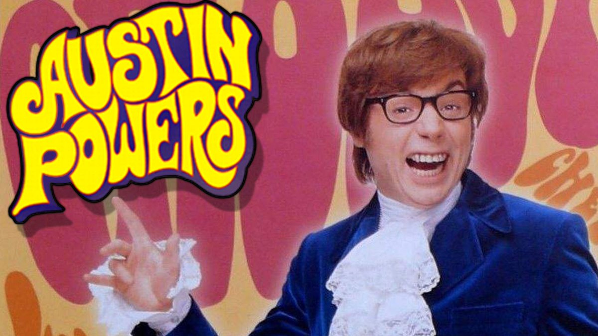 yeah baby yeah austin powers international man of mystery